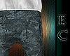 EC- Camo -Jeans
