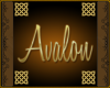 Avalon Support Sticker