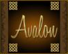 Avalon Support Sticker