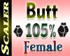 Butt / Hip Resizer 105%