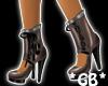 Brown n Black Stiletto's