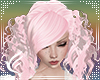 Curly Sue Hair Pink