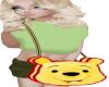 Child Pooh Bear Bag