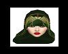 FW royal green hood