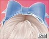 Bow Blue