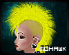 [MO]Yellow Mohawk F