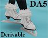 (A) Trim Ice Skates Male