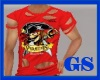"""GS"" RIPPED SHIRT #5"