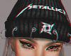 Metallica Beanie F