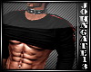 Muscle Top -Red -