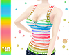 Rainbow Striped Tank 2