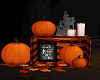 Halloween Endtable