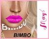 'BIMBO INDIRA PINK