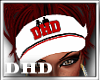 DHD Visor wit REDHair