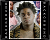 Kodak Black background M
