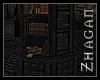 [Z] AR Bookshelf Hexagon