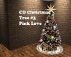 CD Christmas Tree #3