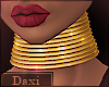❖ Gold Chokers