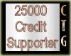 25K SUPPORTER