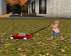 Kids Ball Mower 40/50/60