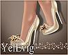 [Y] Golden heels