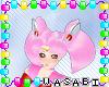 :B Chibi Moon Hair