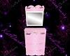 Pink Fairy Dresser