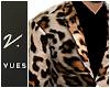 v. Leopard Blazer
