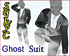 Ghost Suit and Tie