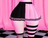 S! Carnival Skirt Pinku