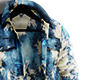 Bleach Washed Jacket