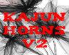 Kajun Horns V2