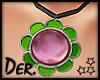 🌈 Flower Necklace M