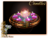 Candles romantic
