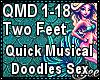 Two Feet:QuickMusicalSex