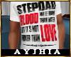 """a"""" StepDad Love T Wht"""