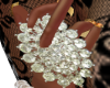 FLOWER DIAMOND RIGHT HAN