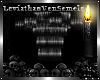 ~LVS~ Skull Chandelier