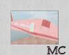 Pink - Plane Samantha