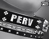 -P- Perv Collar M