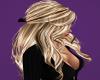 Olevia Blondew/ bow