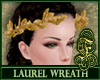Laurel Wreath Gold