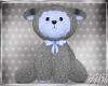 Baby lamb toy