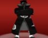 black akatsuki robe