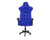 Gamer chair : Blue