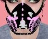 ~HD~Pink w skulls-m-