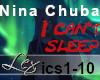 LEX N. Chuba Can't sleep