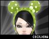 ! Green Add-On MickyHat