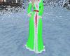 EC| Christmas Fur Coat