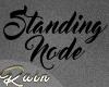 Rains Standing node